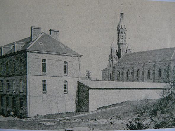 Internat(St Michel coté nord)