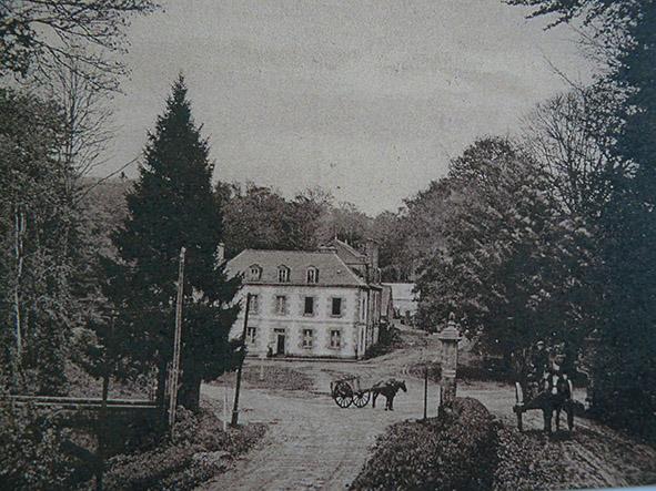 Internat(Tourne-Bride route de St Michel)