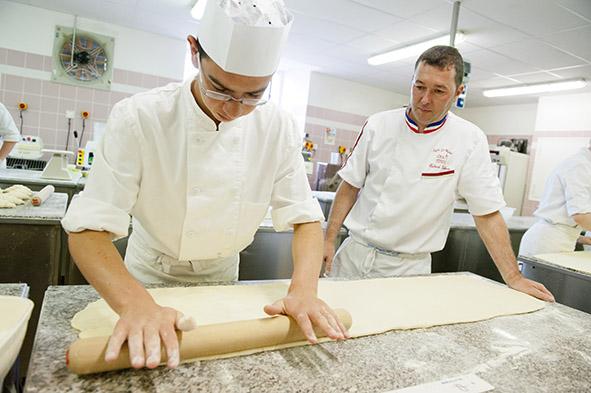 19 mai 2011, Lycée professionnel des établissements St Michel d'Apprentis d'Auteuil à Priziac (56)