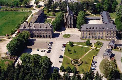St Michel - Admin et IES