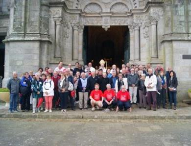 GROUPE SORTIE MESSE DE FIN_Pèlerinage Bretagne