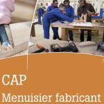 CAP Menuisier fabricant