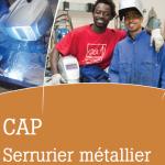 CAP Serrurier métallier