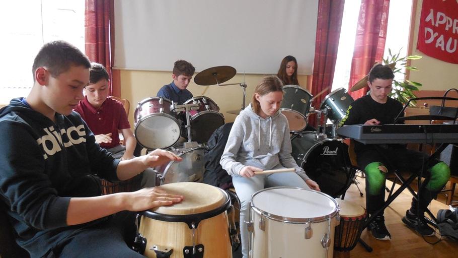 orchestre collégien