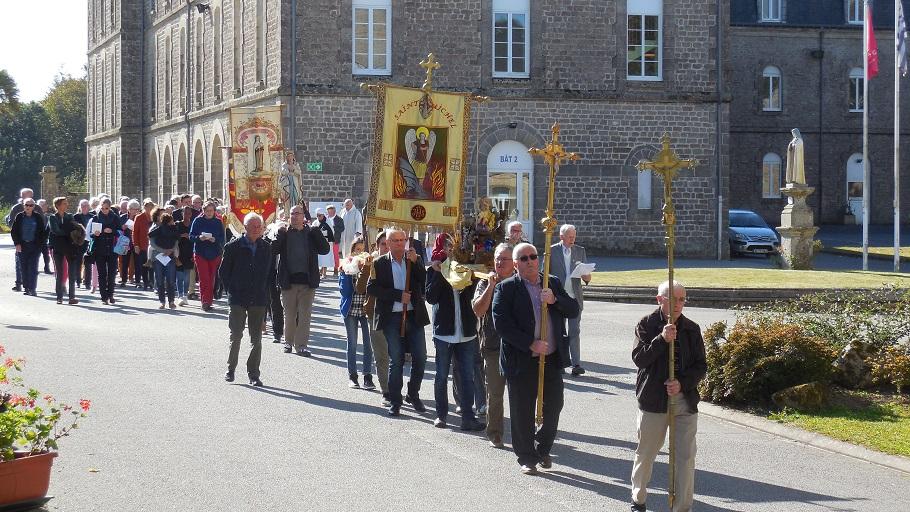 procession du Pardon de la St Michel