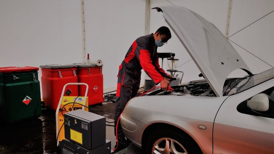 formation mécanique auto